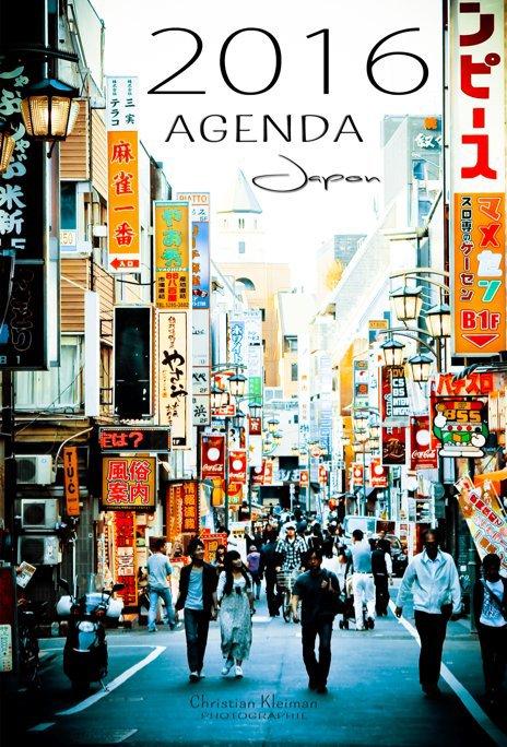 View Agenda 2016 - Japon (Français) by Christian Kleiman
