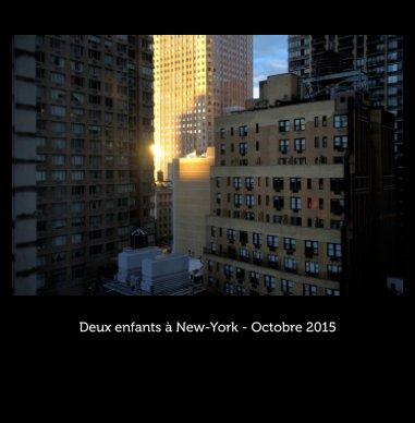 Deux enfants à New York book cover