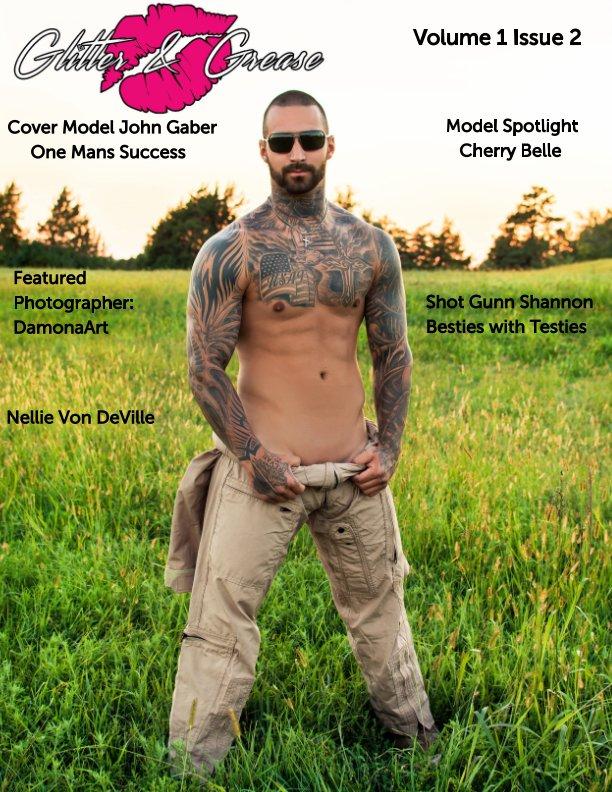 View Glitter & Grease Magazine by Jason Drake, Vivian Rogue, Kaylee Donner, Jenny Conn