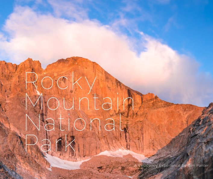 View Rocky Mountain National Park by Ben Panter
