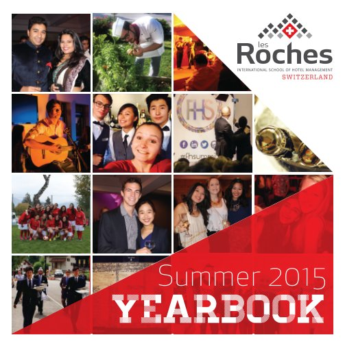 Ver Yearbook 2015.2 por Student Services