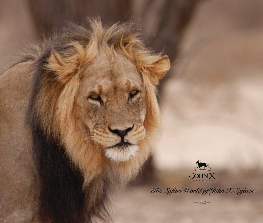 View John X Safaris 2015 by Carl Van Zyl