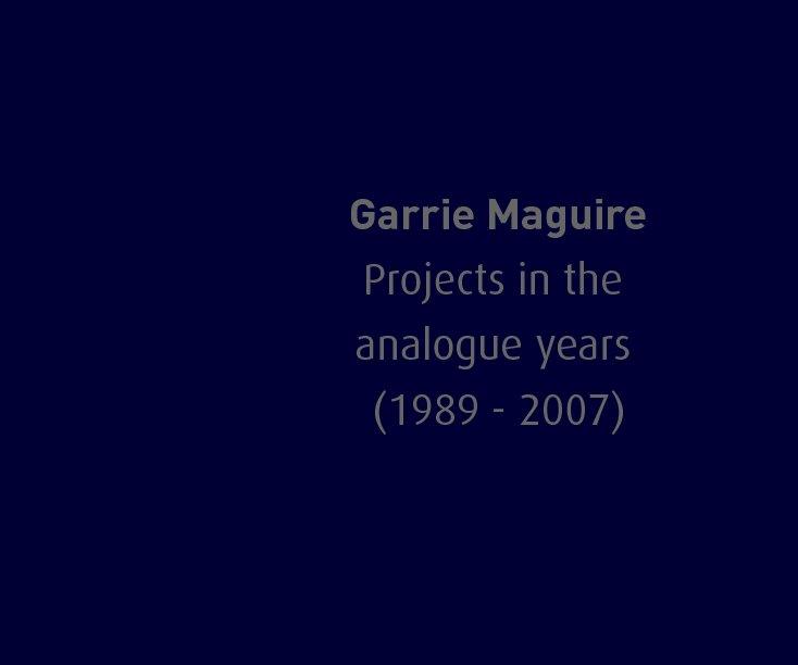 Bekijk Garrie Maguire op garrie maguire