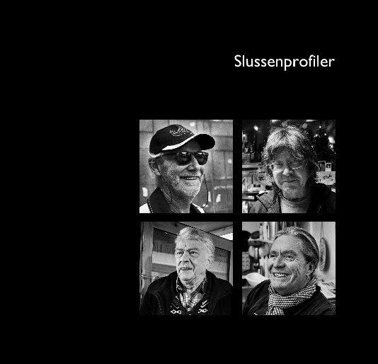 View Slussenprofiler by Krister Kleréus