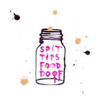 Spit Tips Food Doof book cover