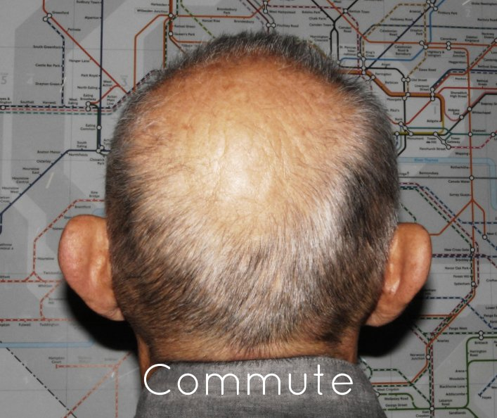 View Commute by Luis Rubim