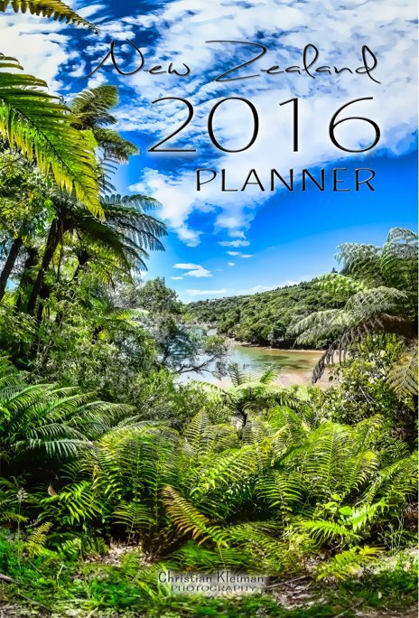 View 2016 Planner - New Zealand (English) by Christian Kleiman