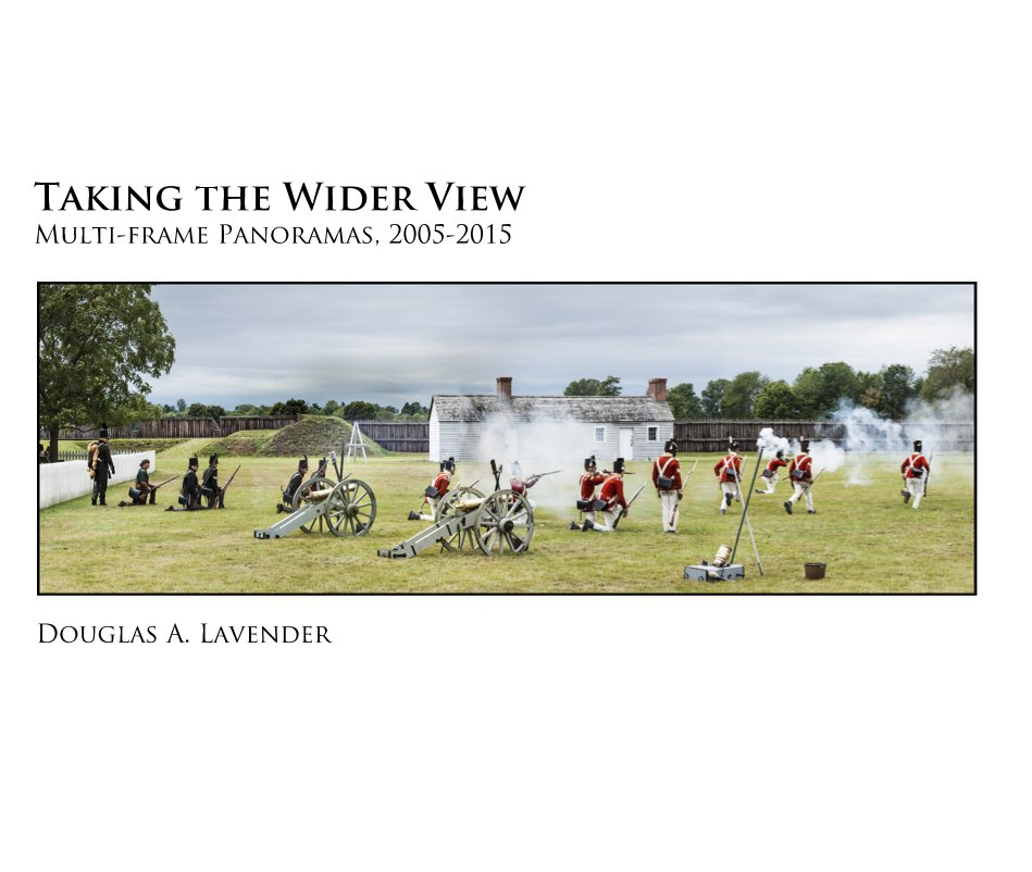 View Taking the Wider View by Douglas A. Lavender