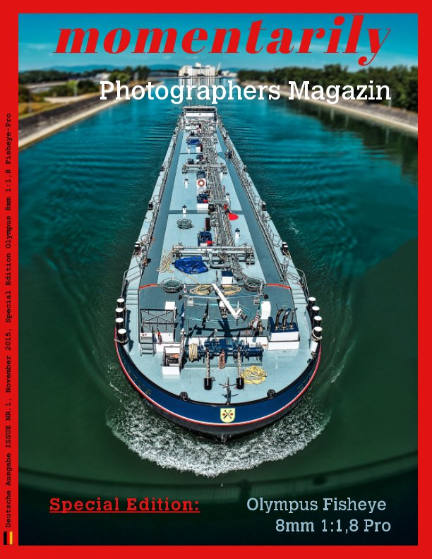 momentarily Photographers Magazin nach Mike Mayer anzeigen