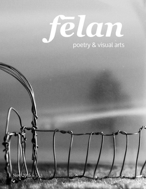 View fēlan - issue 2, Fear by Jennifer Nichole Wells