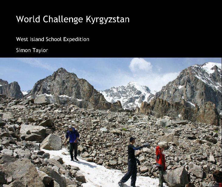 Bekijk World Challenge Kyrgyzstan op Simon Taylor