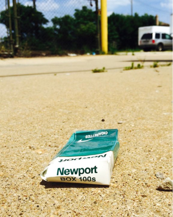 View Newport: a tale of some garbage by hanzi d.