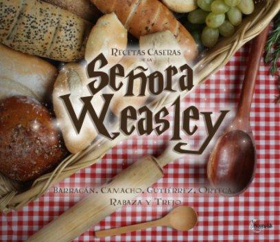Recetas Caseras de la Señora Weasley book cover