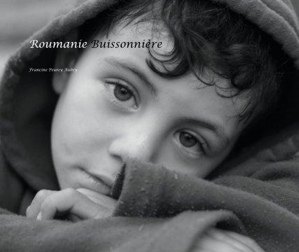 Roumanie Buissonnière book cover