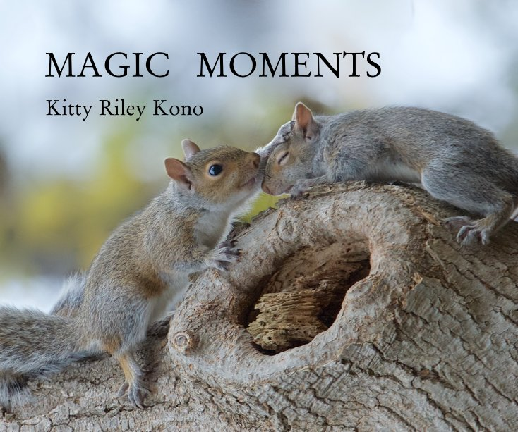 View MAGIC MOMENTS by Kitty Riley Kono