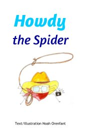 Howdy the Spider book cover