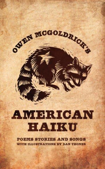 View American Haiku by Owen McGoldrick