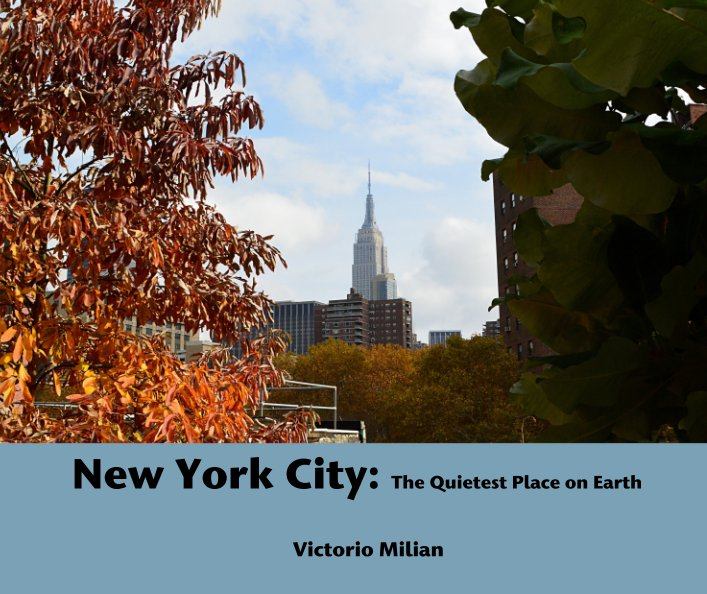 View New York City: The Quietest Place on Earth by Victorio Milian