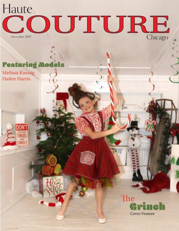 View Haute Couture Chicago December 2015 by Carmela Rinella, Emanuela DiMaria, Isabella Rinella