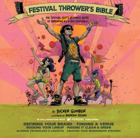 View The Festival Thrower's Bible by Tucker Gumber