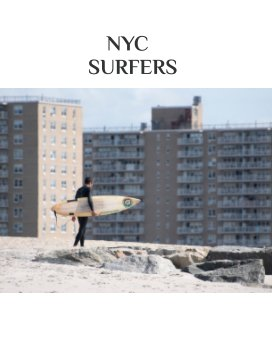 NYC Surfers book cover