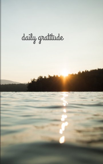 View gratitude journal | 2016 by Amy Gretchen