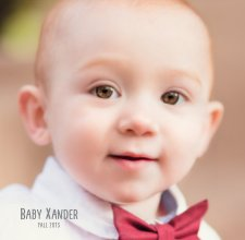 Baby Xander book cover