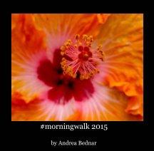 #morningwalk 2015 book cover