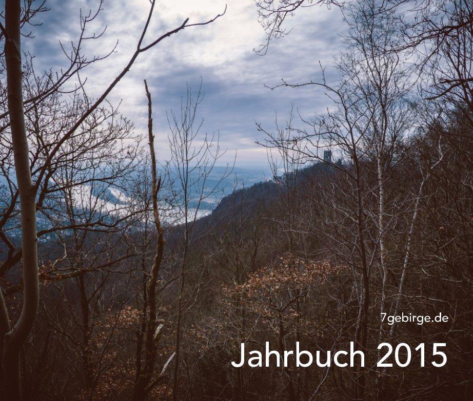 Jahrbuch 2015 nach Katja Kleinert, Stephan Kleinert anzeigen