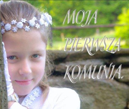 Gosia Pierwsza komunia book cover