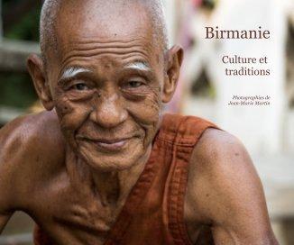 Birmanie book cover