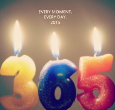 Every Moment. Every Day. 2015 book cover