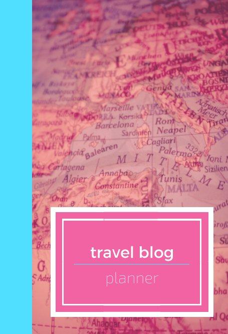 View Travel blogging planner (hardcover) by Natalie Vereen-Davis