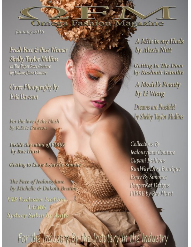 View Omega Fashion Magazine by Laylonna L Hurley