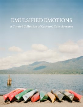 Emulsified Emotions 2015 book cover