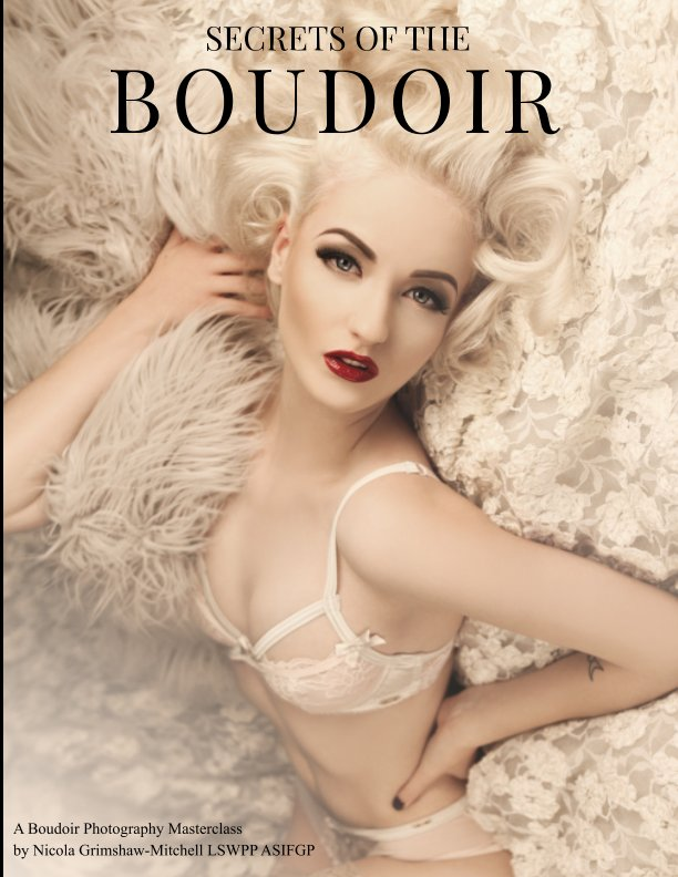 View Secrets of the Boudoir by Nicola Grimshaw-Mitchell