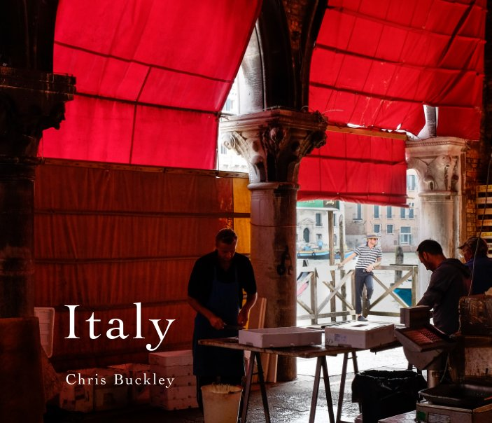 View Italy by Chris Buckley
