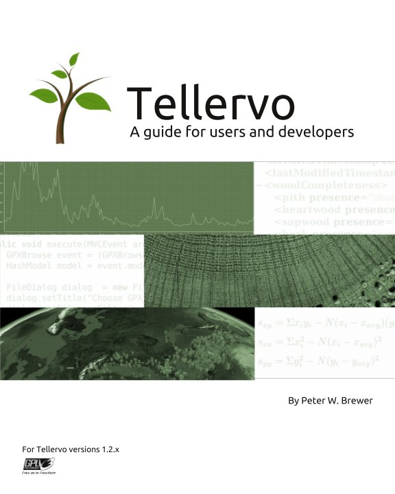 View Tellervo: A guide for users and developers by Peter W Brewer