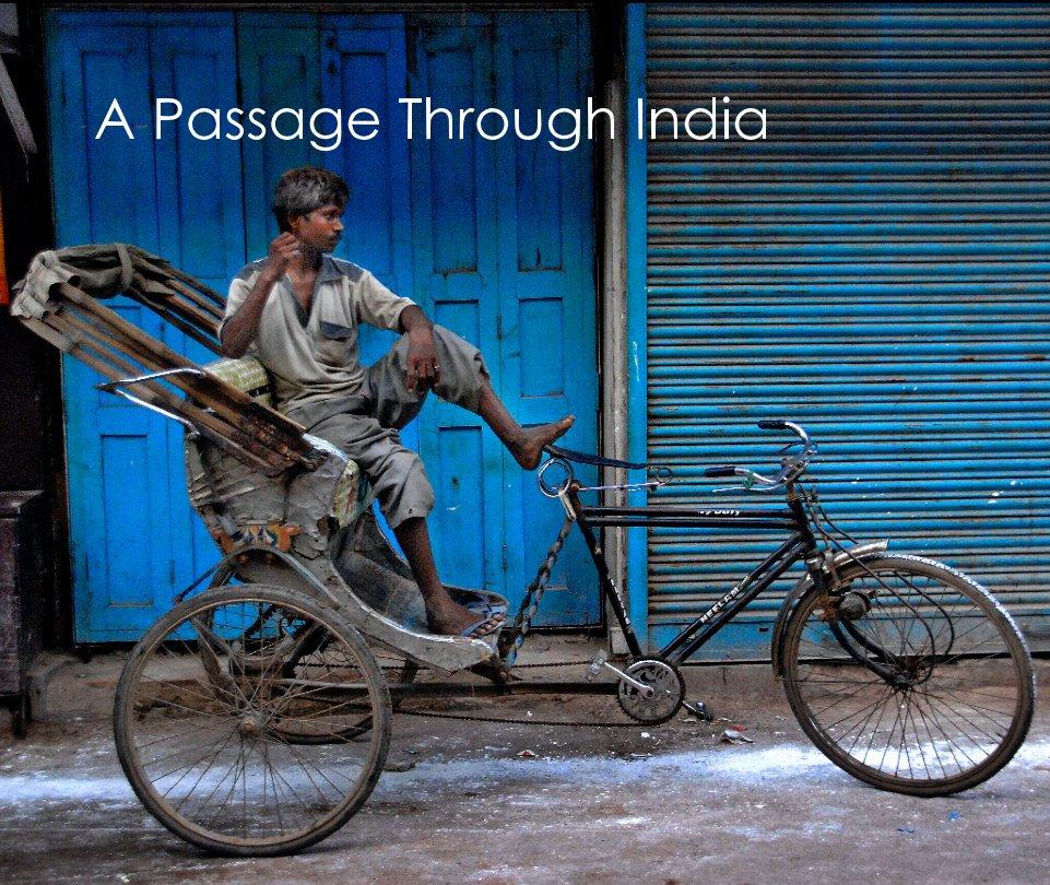 View A Passage Through India by Dickbarnatt