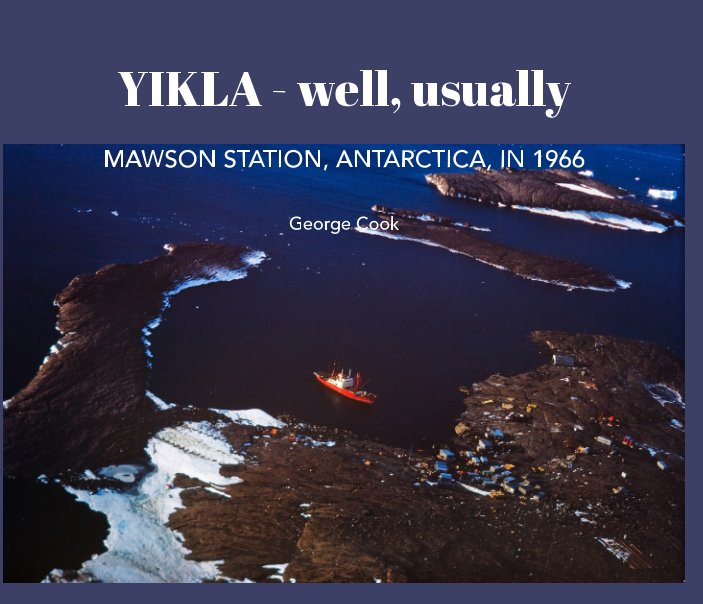 View YIKLA - well, usually by George Cook