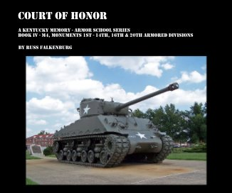Court of Honor book cover