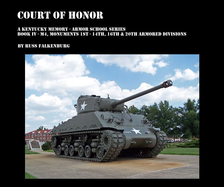 View Court of Honor by Russ Falkenburg