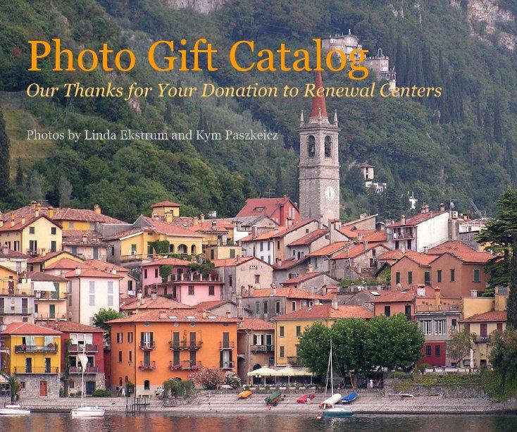 View Photo Gift Catalog by Linda Ekstrum