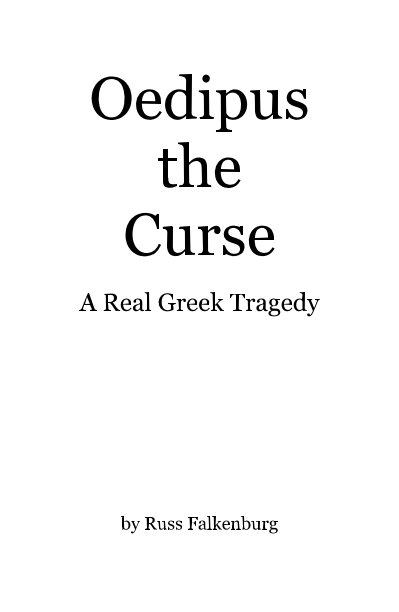 View Oedipus the Curse by Russ Falkenburg