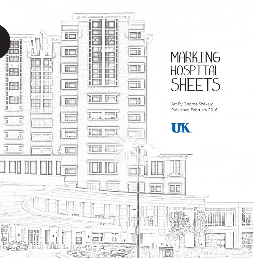 View Marking Hospital Sheets by George Szekely