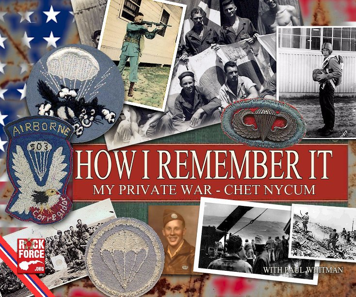 View How I Remember It by Chet Nycum with Paul F. Whitman