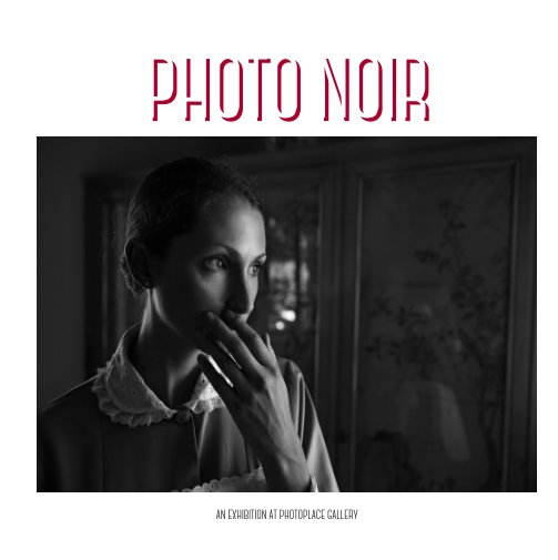 View Photo Noir, Hardcover Imagewrap by PhotoPlace Gallery
