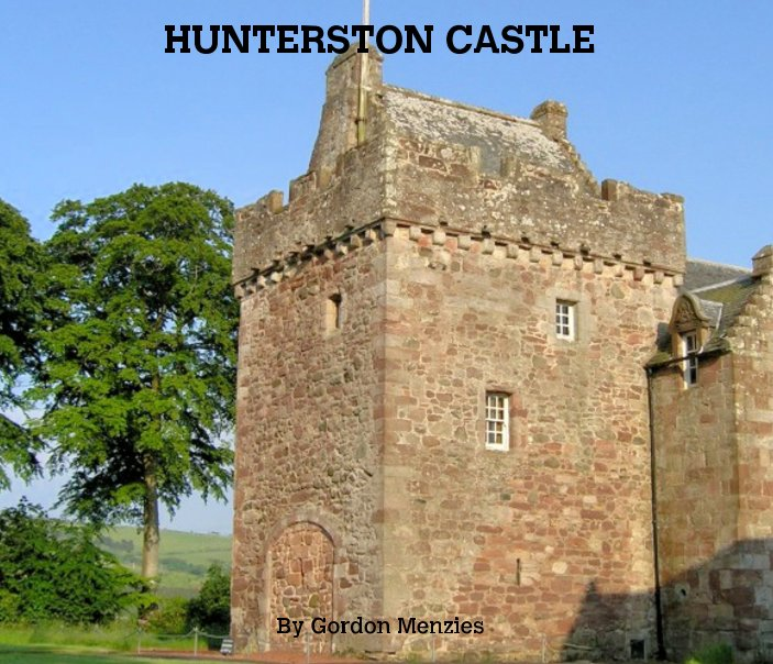 View Hunterston Castle by Gordon Menzies