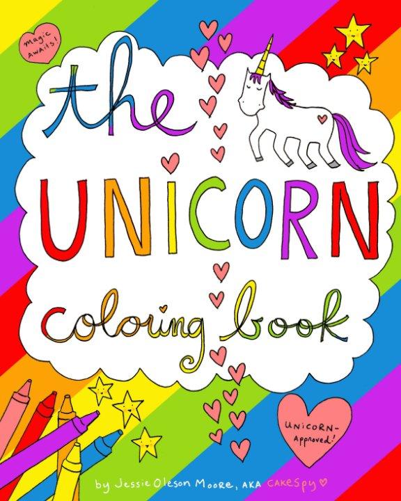 Bekijk The Unicorn Coloring Book op Jessie Oleson Moore