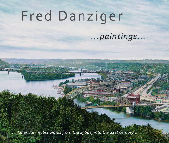 View Fred Danziger ...paintings by Fred Danziger